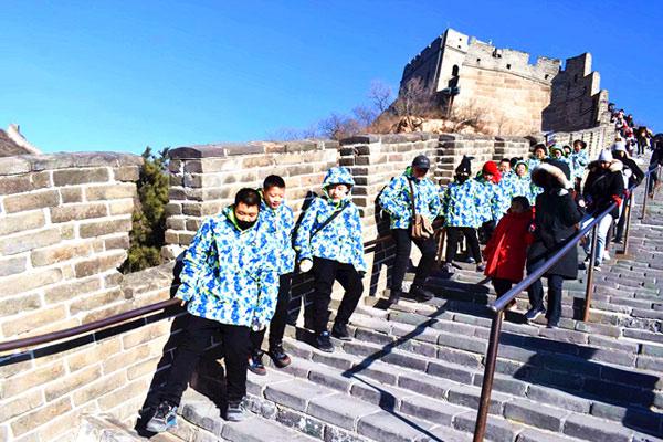 中小学生北京冬令营
