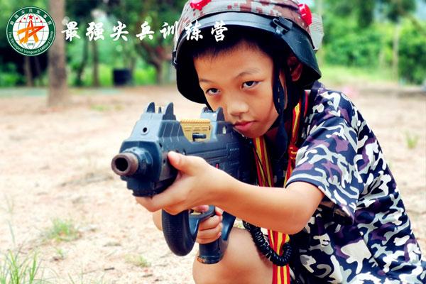 深圳最强尖兵夏令营