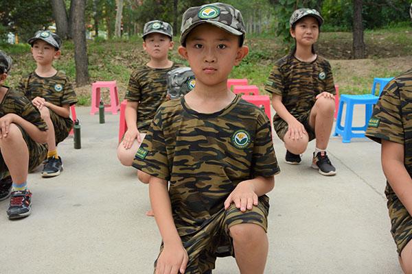 7天《特战精英》成长军事夏令营(上海)