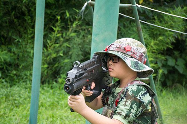 重庆军训夏令营多少钱一个月