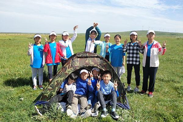 温州夏令营