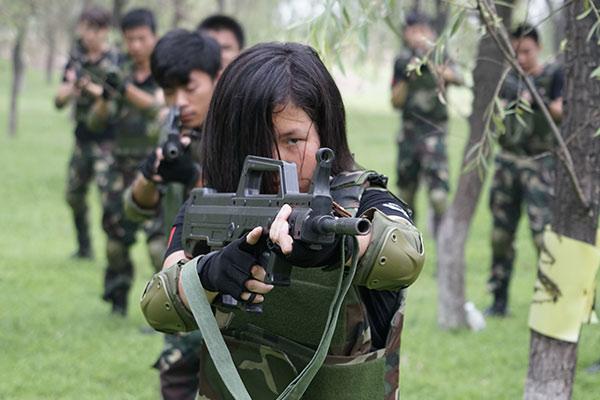 儿童军事夏令营多少钱