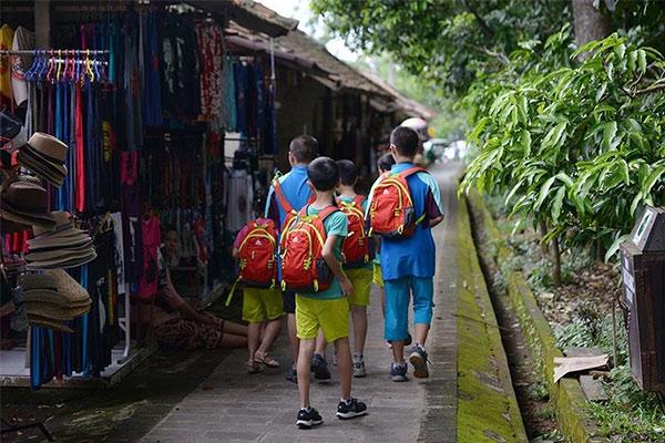 巴厘岛潜水夏令营