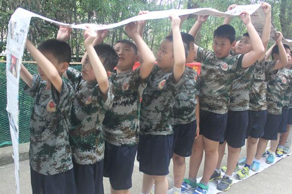 """广州暑期夏令营给孩子的成长真正""""放个假"""""""