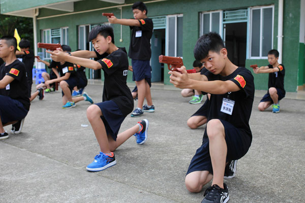 广州今年有哪些初中生夏令营?青春线路推荐