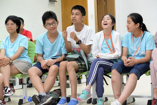 清华北大暑期研学夏令营游记