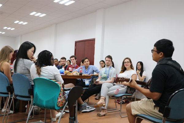南京中医药大学夏令营