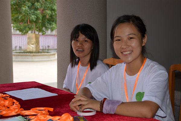 北京佛教夏令营文化生活分享