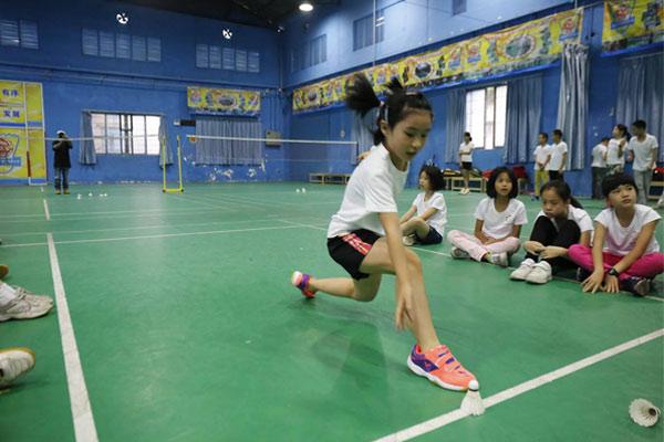 南京到北京的羽毛球夏令营,带你玩转帝都