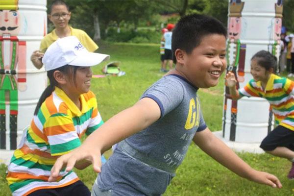 南京奥德曼夏令营,孩子的快乐源泉