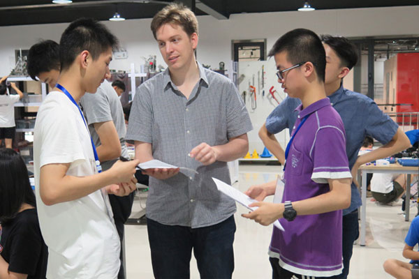 广州机器人科技夏令营回顾:科创成就精彩暑假