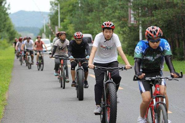 北京青少年骑行夏令营