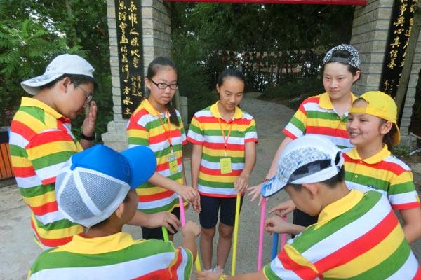 贵阳到北大游学夏令营,研学旅行打开学生视野