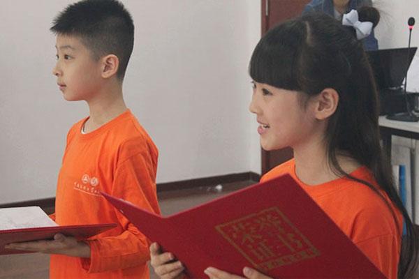 北京传媒大学凤凰学院夏令营助儿童自信表达