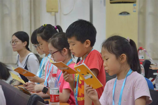 北京昌平区阅读夏令营带孩子体验高效读书法