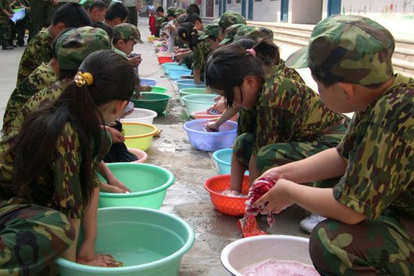 北京哪有让孩子吃苦的夏令营?