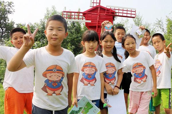 北京青少年野外夏令营,让我们一起来挑战