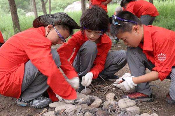 参加深圳小学生野外夏令营的三大好处