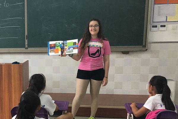 北京昌平区阅读夏令营