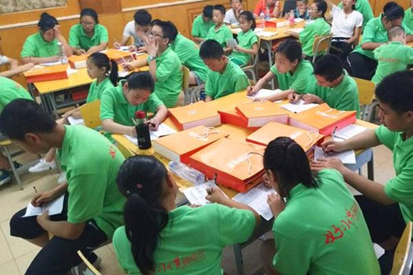杭州小作家夏令营的三大特色