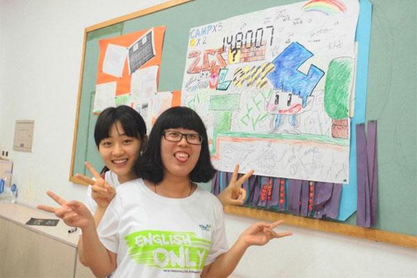 上海高质量英语夏令营活动推荐