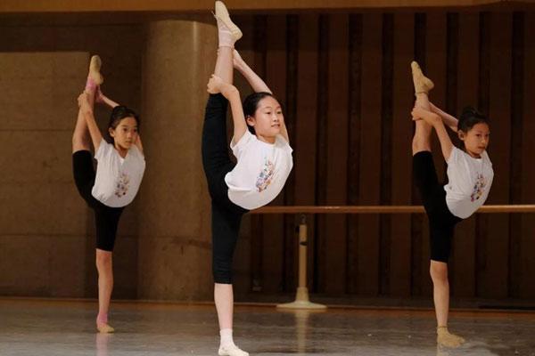 参加上海舞蹈夏令营的六大好处