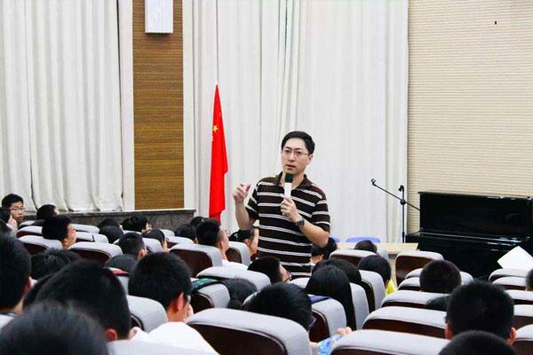 """广州奥数夏令营让孩子感受到数学的""""美"""""""