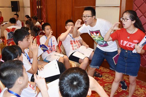 郑州英语夏令营的价格表,给孩子新颖学习体验