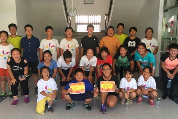 广州儿童减肥夏令营