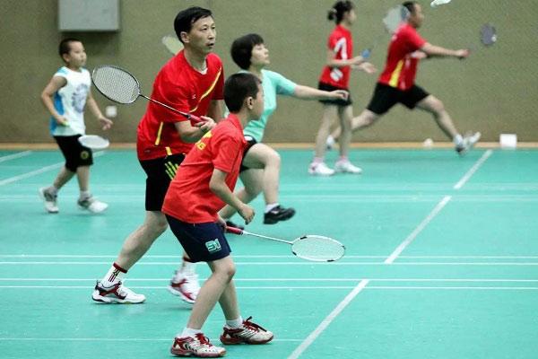 南京到上海的羽毛球夏令营,提升球技趁现在