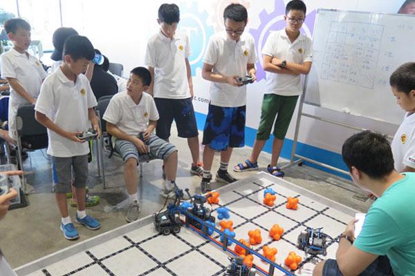 广州科技夏令营的心得体会:脑洞大开的体验
