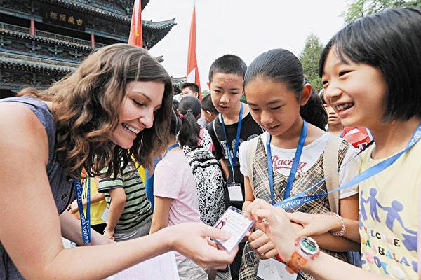 北京法语夏令营提升孩子第二外语水平