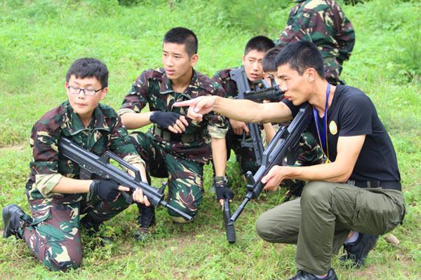 广州军训夏令营直戳孩子教育误区,帮家长省心