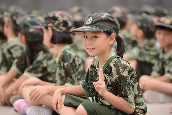 贵阳小学暑假军事夏令营那些事,参营感言一览