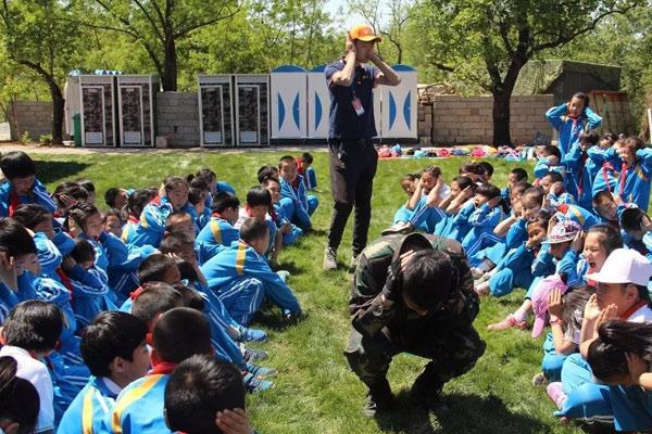南京野外求生夏令营活动,培养生存能力