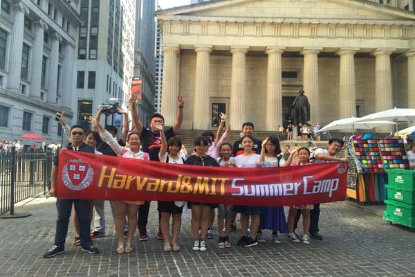 广州哈佛两周游学夏令营