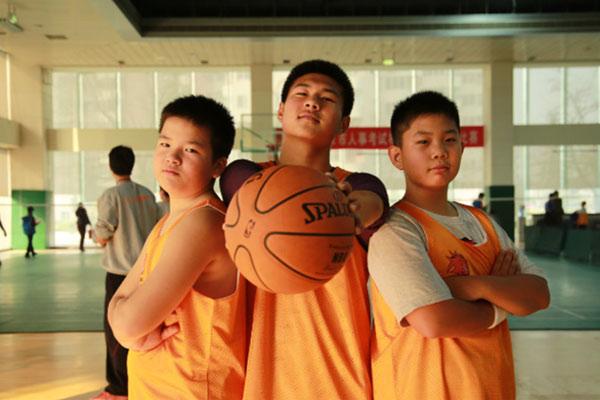 北京昌平王非篮球夏令营