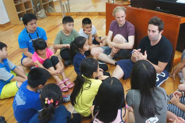 北京法语夏令营