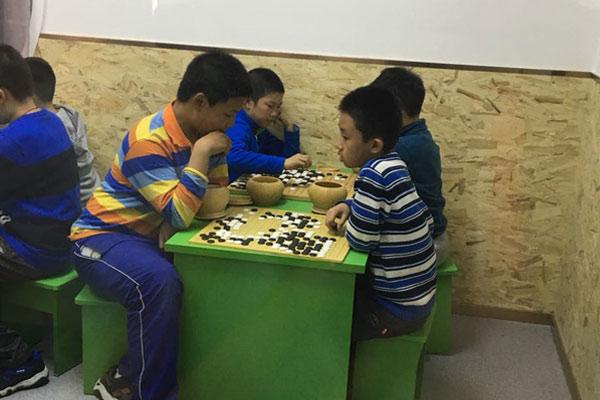 杭州围棋学校夏令营活动简章
