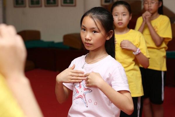 上海暑期国学夏令营哪家强?奥林修斯告诉你