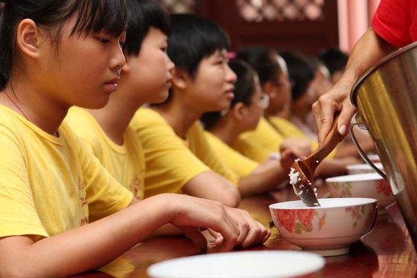 武汉佛教夏令营,原来一点都不神秘