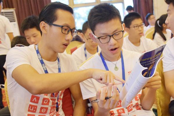 广州高中生英语夏令营提升孩子学习的自信
