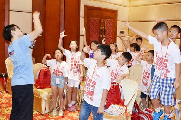 广州暑期夏令营双语活动有哪些?
