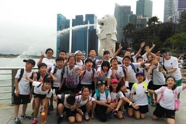 暑期到新加坡夏令营费用多少钱,去新加坡夏令营报名多少钱