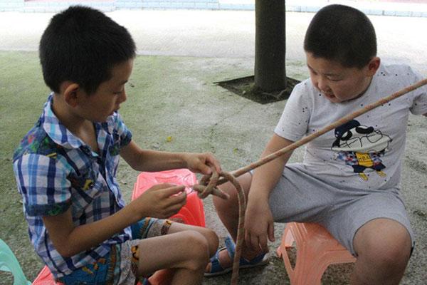 贵阳农村体验夏令营,城里娃花式过暑假