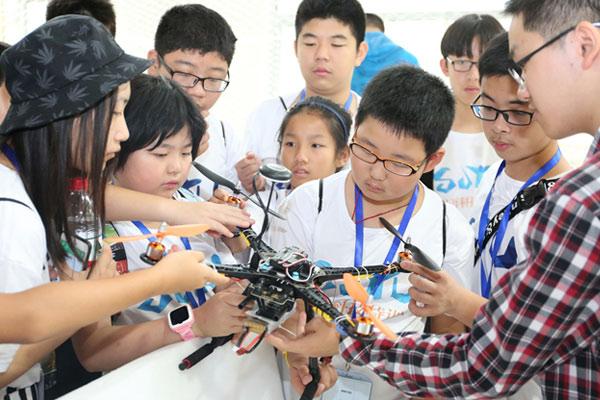 北京中学生创新夏令营热门线路早了解