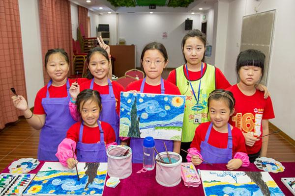 北京儿童绘画夏令营,两大特色路线供你挑