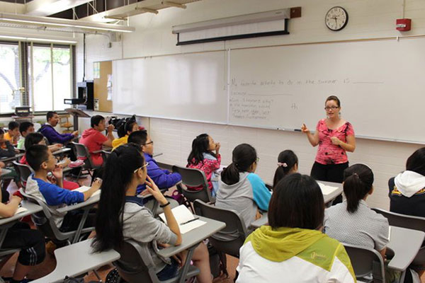 广州词汇夏令营帮助学生突破英语学习薄弱环节