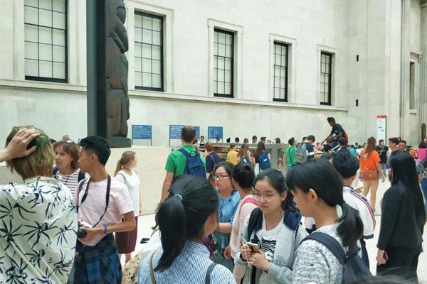 广州欧洲夏令营培训孩子的终身学习意识