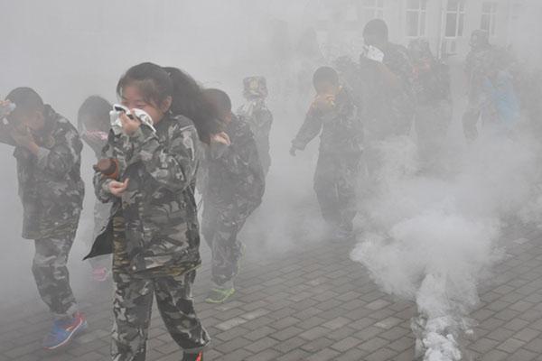 上海吃苦磨练夏令营三大特色路线